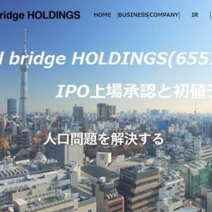global bridge HOLDINGS(6557)IPO上場承認と初値予想!赤字から黒字転換で特需?
