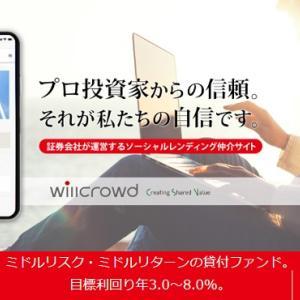 【評判と評価】willcrowd(ウィルクラウド)のデメリット考察!証券会社が運営する魅力と悲報