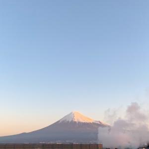 週刊あさ富士|Weekly Morning Mt. Fuji 1/13〜