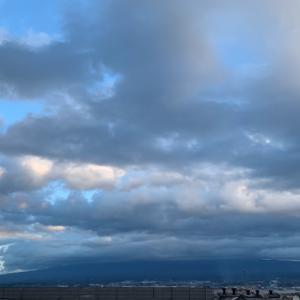 週刊あさ富士|Weekly Morning Mt. Fuji 2/10〜