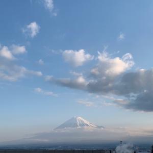 週刊あさ富士|Weekly Morning Mt. Fuji 4/6〜