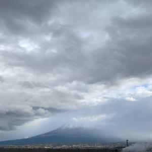 週刊あさ富士|Weekly Morning Mt. Fuji 4/13〜