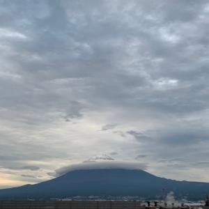 週刊あさ富士|Weekly Morning Mt. Fuji 10/19〜