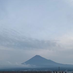 週刊あさ富士 Weekly Morning Mt. Fuji 9/13〜