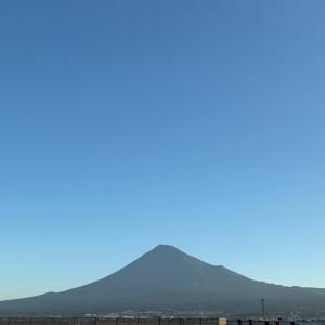 週刊あさ富士|Weekly Morning Mt. Fuji 9/20