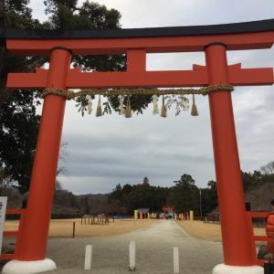 初詣 上賀茂神社
