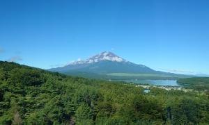 富士山の見える場所へ