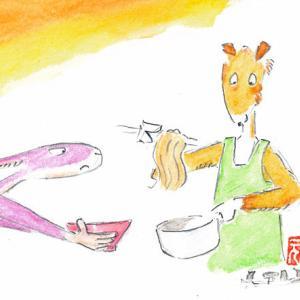 帰ってきた銅鍋