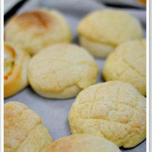 『久しぶりのパン作り』