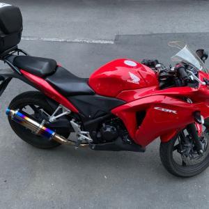 バイクを売りました