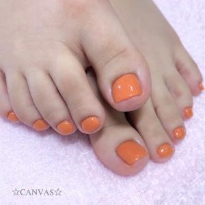くすみオレンジ