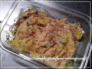 ポテトサラダに思うこと ~簡単の定義も価値観の違い~