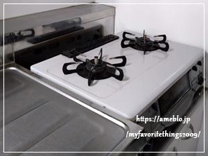 キッチンに何も置かない理由