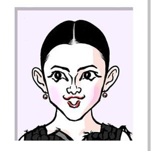 杉咲 花さんの似顔絵