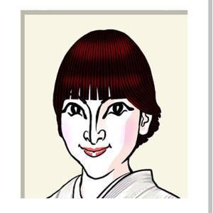 鈴木杏樹さんの似顔絵