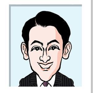 国山ハセンさんの似顔絵