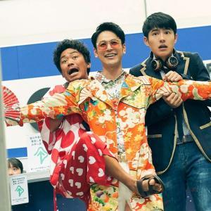 三代目JSBの『Welcome to TOKYO』でバトル開幕『唐人街探偵 東京MISSION』新予告映像