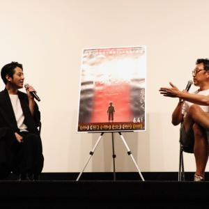 『トゥルーノース』清水ハン栄治監督×キンコン西野亮廣トークイベント