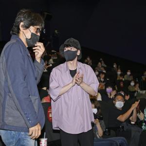 るろうに剣心 最終章IMAX®舞台挨拶に佐藤健&江口洋介がサプライズ登場