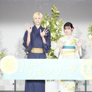 Snow Manラウール主演「ハニレモ」しゅわきゅん♡大ヒット祈願!夏祭りイベント