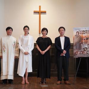 高島礼子、黒谷友香ら登壇『祈りー幻に長崎を想う刻(とき)ー』公開直前イベント「祈りのつどい」