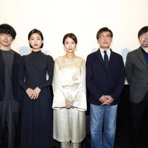 瀧内公美、春本雄二郎監督との出会いはユーロスペース『由宇子の天秤』舞台挨拶