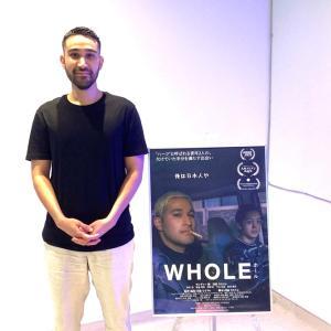 川添ビイラル監督 映画『WHOLE/ホール』公式インタビュー解禁