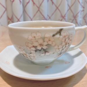 桜のカップ&ソーサー