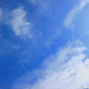 皇紀2677年10月12日 11時18分 今日の空模様