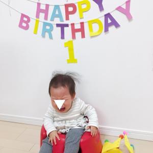 産院のお誕生日会♡