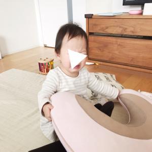次女1歳1ヶ月♡夜間断乳