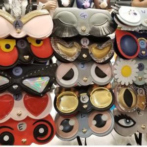 東大門 大人気のサングラスケースのキラキラバージョンがかわいい♡