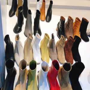 東大門靴卸市場 大きなサイズも取り扱ってますヨ^ ^と、深夜も開いてる美味しいコーヒー屋さん。