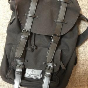 旅の必需品を慎重しましたヨ!!と、わたしの旅行バッグの中身。