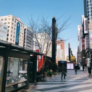 スニーカー買ってもオマケ付き♡こういう所が大好き!!な、韓国のオマケ文化♡