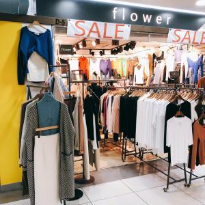 江南地下ショッピングセンター、やっぱり安いね!!