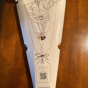 ほっこり♡ポストにお花が届きました^ ^