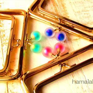9月29日はハマラボセカンドの「がま口販売日」!12cm親子にスモーク&パール玉、18cmリボン