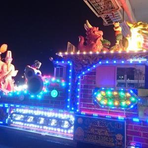 台湾 お祭り 改造車