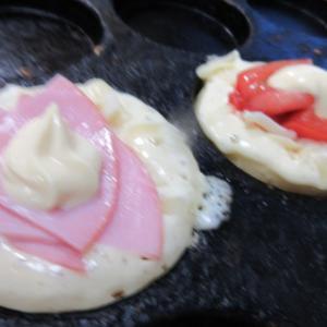 大判焼き....一個から作る美味しさの魅力inピアピア