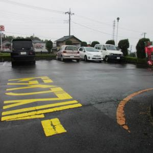 雨ですね~こんな日はドライブスルーがとっても便利!!..inピアピア