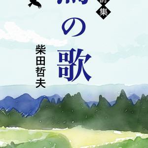 Kindle版「少年詩集 鳶の歌」の無料キャンペーン終了!