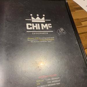 CHI MC ☆ ブリスベン