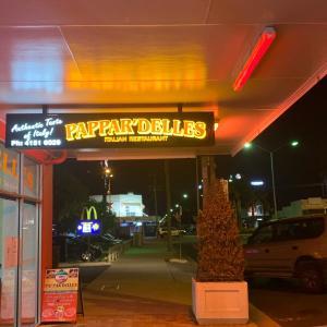 Pappadelles  Italian ☆ バンダバーグ