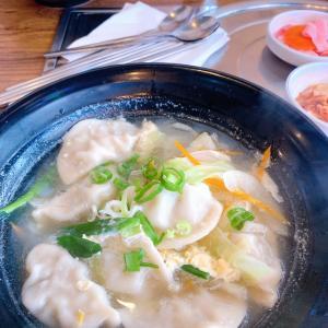 韓国料理ランチ