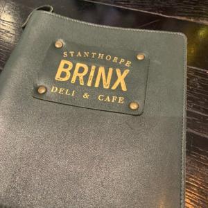 BRINK Deli & Cafe でランチ