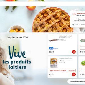 フランスのネットスーパー