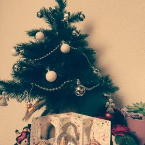 クリスマスにもらったスペインのお菓子