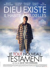 映画 Le Tout Nouveau Testament