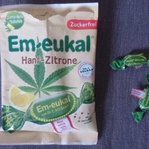ドイツで買ってよかったもの:ヘンプのど飴